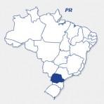 Mapa do Brasil Vetorial