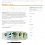 Agenda 21 Comperj - Navegação das agendas