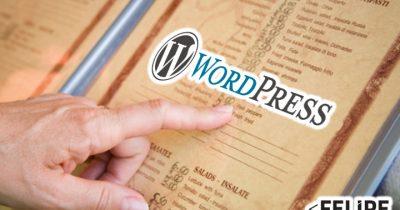 Como exibir apenas um submenu no WordPress