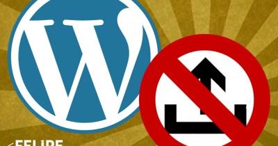 WordPress 4.7.1: Este tipo de arquivo não é permitido por razões de segurança