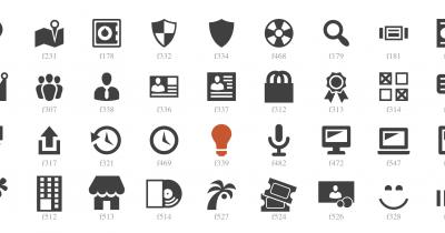 WordPress 5.2 trará 13 novos ícones para a biblioteca Dashicon